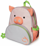 Skip Hop Zoo Little Kid Backpack Pig