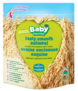 Baby Gourmet Organic Tasty Smooth Oatmeal