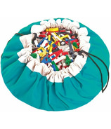 Play & Go Turquoise Toy Storage Bag & Playmat