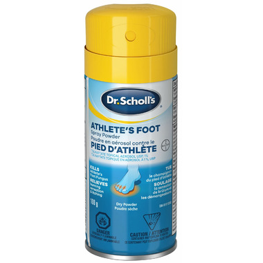 Dr. Scholl\'s Athlete\'s Foot Spray Powder