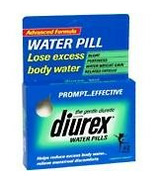 Diurex Water Pills