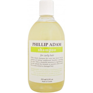 Phillip Adam Curly Hair Shampoo by Well