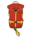 Salus Marine Nimbus Infant Vest Red