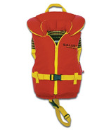 Salus Marine Nimbus Child Vest Red