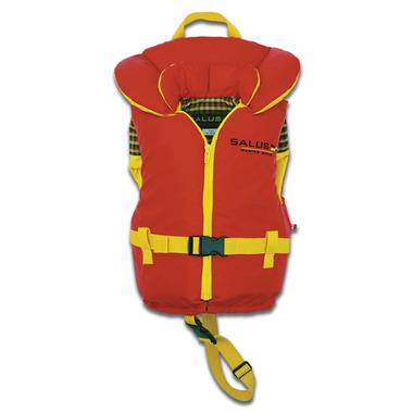 Salus Marine Nimbus Infant Vest Red