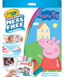 Crayola Color Wonder Kit Peppa Pig