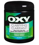 OXY Clarifying Medicated Acne Pads Sensitive Formula