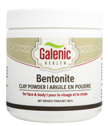 Galenic Health Bentonite Clay Powder