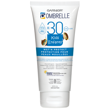 Ombrelle Kids Wet\'N Protect Sunscreen Lotion SPF 30