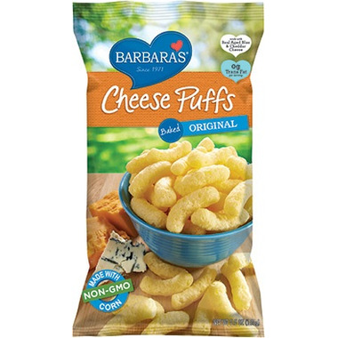 Barbara\'s Original Baked Cheese Puffs