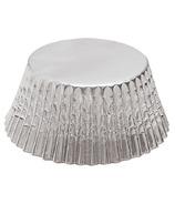 Silver Foil Mini Bake Cups