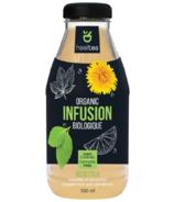 HealTea Organic Peppermint and Dandelion Infusion Tea