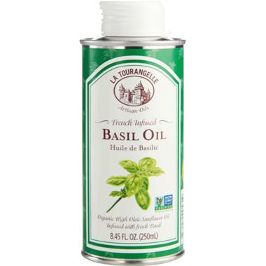 La Tourangelle Basil Infused Oil