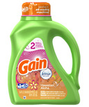 Gain Hawaiian Aloha with Febreze Freshness Liquid Laundry Detergent