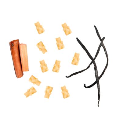 Happy Wax Classic Tin Vanilla Sandalwood Soy Wax Melts