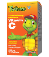 Webber Naturals Treehouse Tooth-Friendly Chewable Vitamin C 250 mg