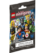 LEGO Minifigures DC Super Heroes Series Building Kit Assorted
