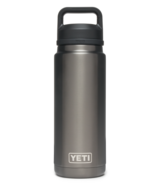 YETI Rambler Bottle Chug Graphite