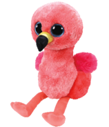 Ty Gilda The Flamingo Beanie Boos Small