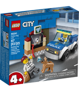 LEGO City Police Dog Unit Building Kit