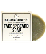 Peregrine Supply Co. Face and Beard Soap