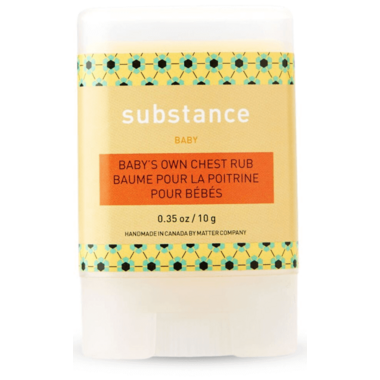 Substance Baby\'s Own Chest Rub