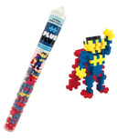 Plus Plus Mini Maker Tube Superhero