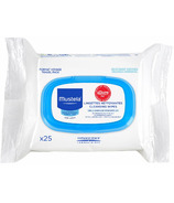 Mustela Baby Cleansing Wipes Travel Pack