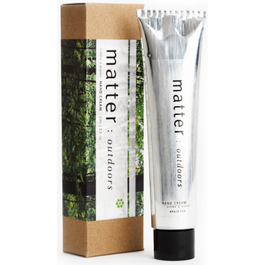 Matter Company Outdoors Hand Cream