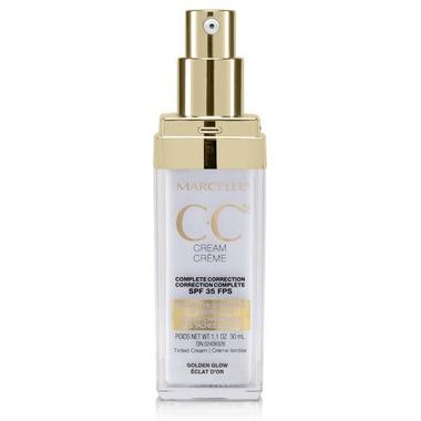 Marcelle CC Cream SPF 35 Complete Correction Golden Glow