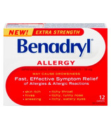 Benadryl Extra Strength 50mg