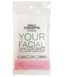 DAILY CONCEPTS Facial Mini Scrubber