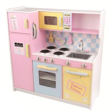 KidKraft Large Kitchen Pastel