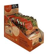 Rawnata Raw Flax Crackers Cinnamon Goji
