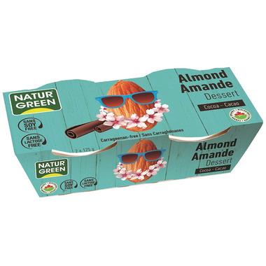 NaturGreen Almond Cocoa Dessert