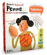 Tolerant Non-GMO Organic Red Lentil Penne