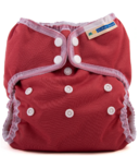Mother ease Wizard Duo Cover Cranberry One Size 10-35 lbs
