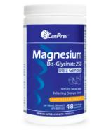 CanPrev Magnesium Bis-Glycinate Drink Mix Orange Zest