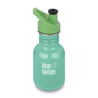 Klean Kanteen Kid Classic with Kid Sport Cap 3.0 Sea Crest