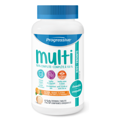 Progressive MulitVitamins For Kids