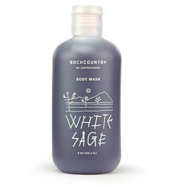 Juniper Ridge Backcountry White Sage Body Wash