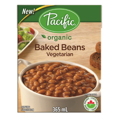 Pacific Organic Baked Beans