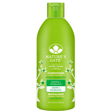Nature\'s Gate Jasmine + Kombucha Shine Enhancing Conditioner