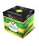 Touch Organic Green Tea Cube