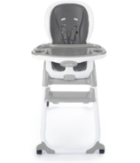inGenuity Smart Clean Trio Elite 3-in-1 High Chair Slate