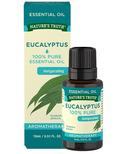 Nature's Truth Aromatherapy 100% Pure Invigorating Eucalyptus Oil