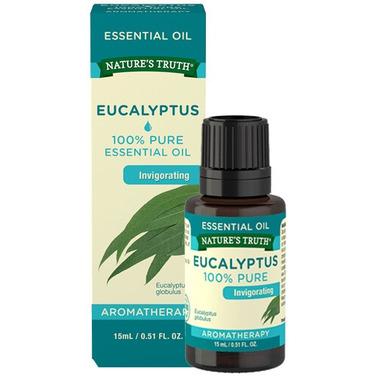 Nature\'s Truth Aromatherapy 100% Pure Invigorating Eucalyptus Oil