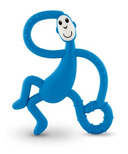 Matchstick Monkey Dancing Monkey Teether Blue