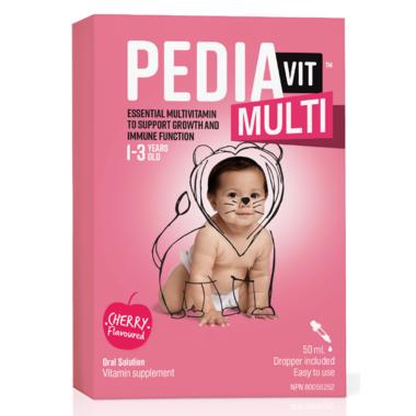 PediaVit Multi Vitamin Drops
