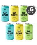 Sapsucker Organic Sparkling Tree Water Variety Bundle
